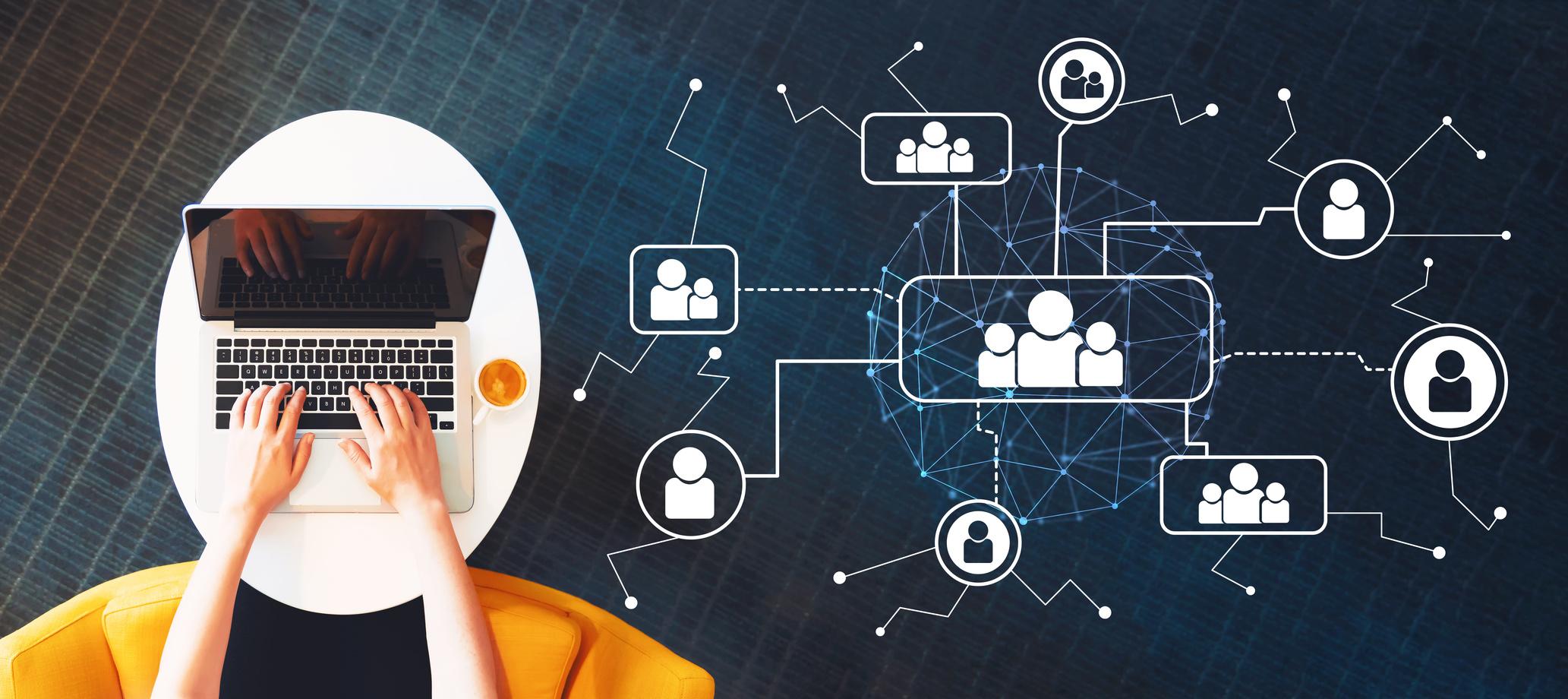 Distribution Réseau Internet - Secteurs d'activités - Feeling Express