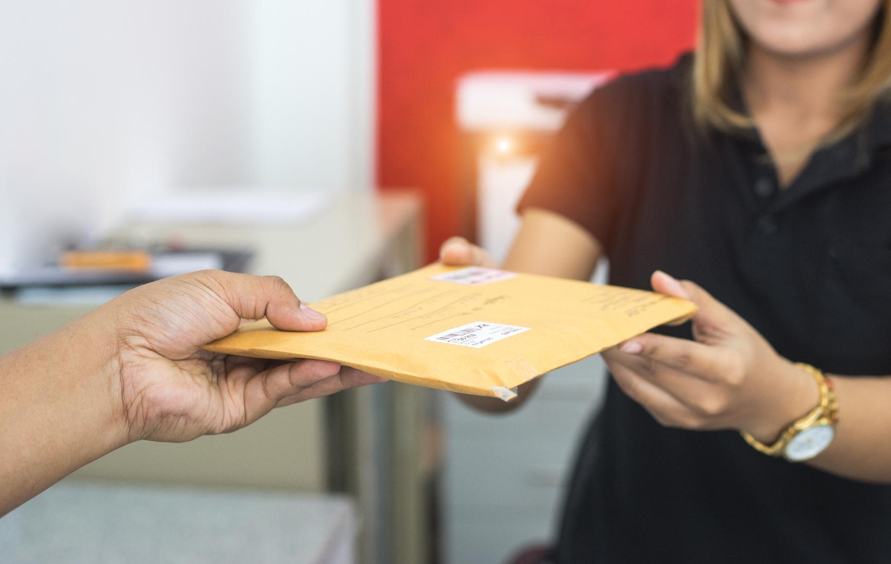 La gestion du service courrier-Prestations